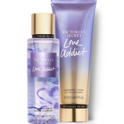 Love addict mist and lotion set