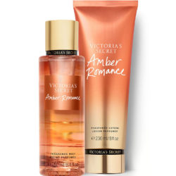Amber Romance mist & lotion set