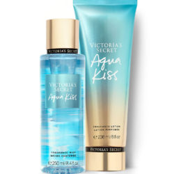 Aqua Kiss mist and lotion set