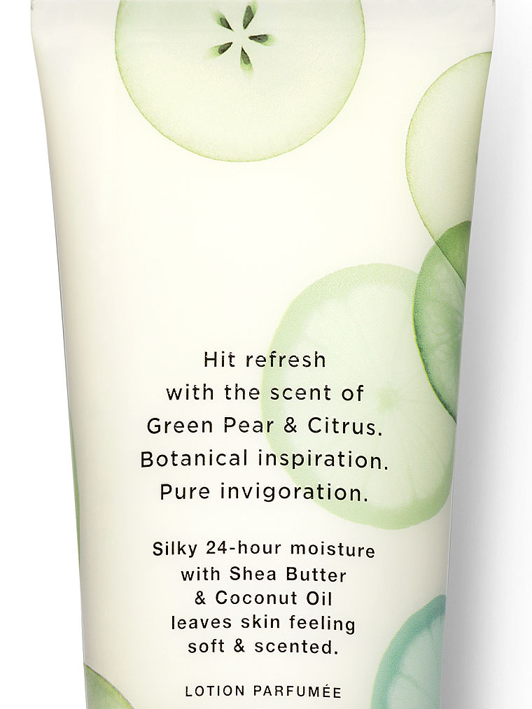 Green Pear & Citrus Lotion 236 ml