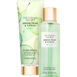 Green Pear & Citrus Mist & Lotion Set