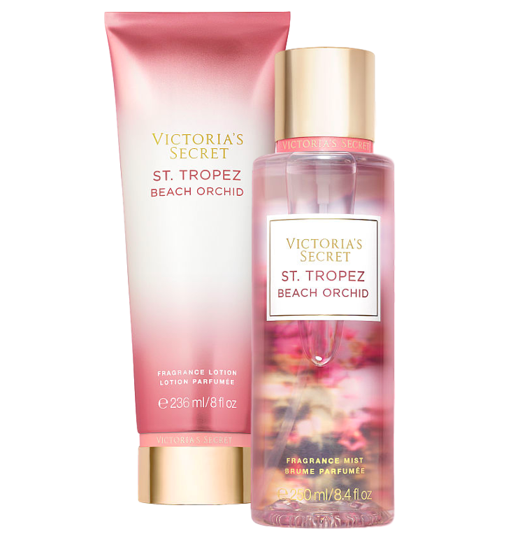 St. Tropez Beach Orchid Mist & Lotion Set