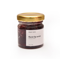 Floret Lip Scrub (40ml)