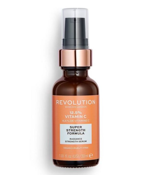 Revolution Skincare 12.5% Vitamin C Serum (30 ml)