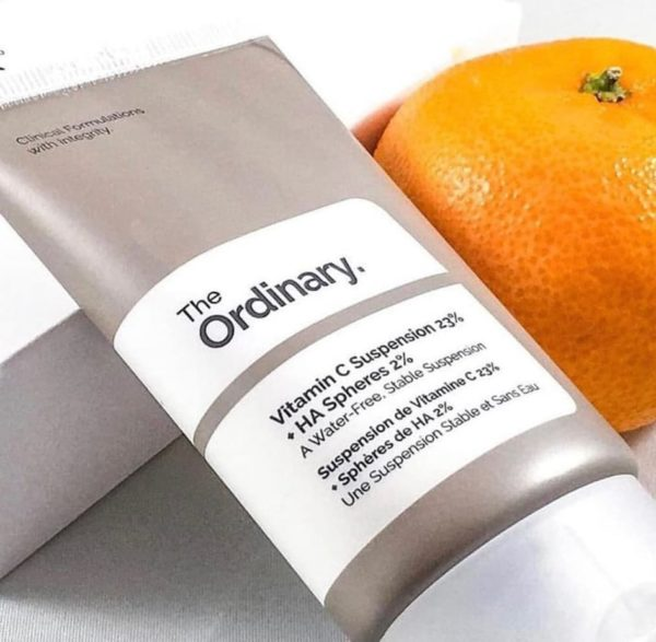 Vitamin C Guide Patch Testing Guide Antioxidants EUK 134 0.1% Pycnogenol 5% Resveratrol 3% + Ferulic Acid 3% Cleansers Colours Direct Acids Hair Care Hydrators and Oils More Molecules Peptides Retinoids Sets Suncare Vitamin C © THE ORDINARY 2020 ALL RIGHTS RESERVED. LEGAL TERMS CONTACT A DECIEM PROJECT Bazaar 2018 AwardByrdie / Curated 2017 AwardSunday Times Style Beauty Awards 2017 WinnerCEW Beauty Award Winner 2017Tatler Beauty Awards Winner 2017Grazia Beauty Awards 2016 Breakthrough Brand AwardThe Pool Beauty Awards 2016 AwardGlamour Beauty Power List 2017 AwardInto The Gloss Top 25 Award WinnerLook Beauty Awards 2017 Winner Vitamin C Suspension 23% + HA Spheres 2%